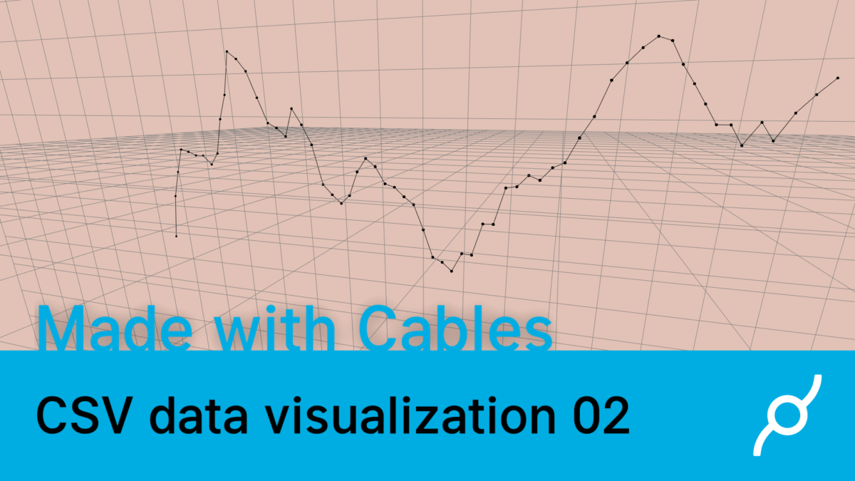 CSV data visualization tutorial 02