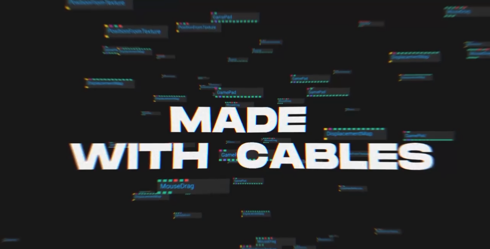 made with cables – massiveBASS